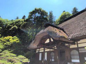 常楽寺写真