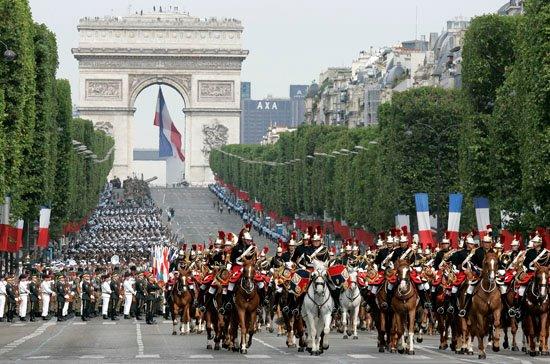 パリ祭写真