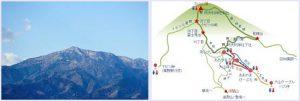 大山の写真
